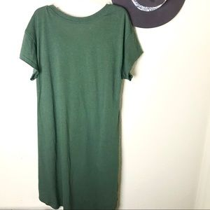 Free People Tops - Free People Graphic T Shirt Tunic Dress